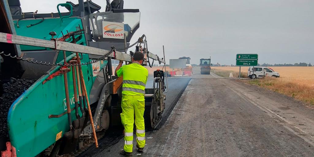 La vía ha estado cortada desde el pasado 7 de junio