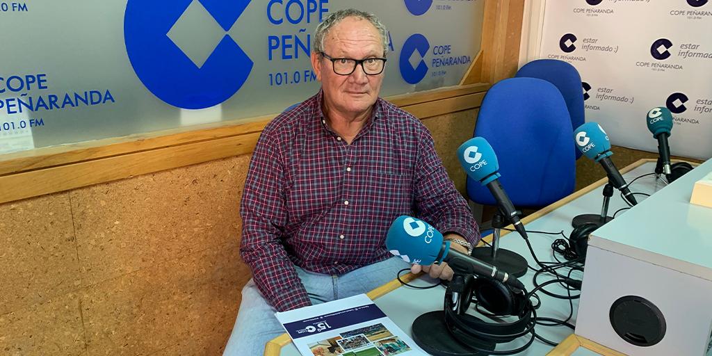 Fallece el alcalde de Zorita de la Frontera