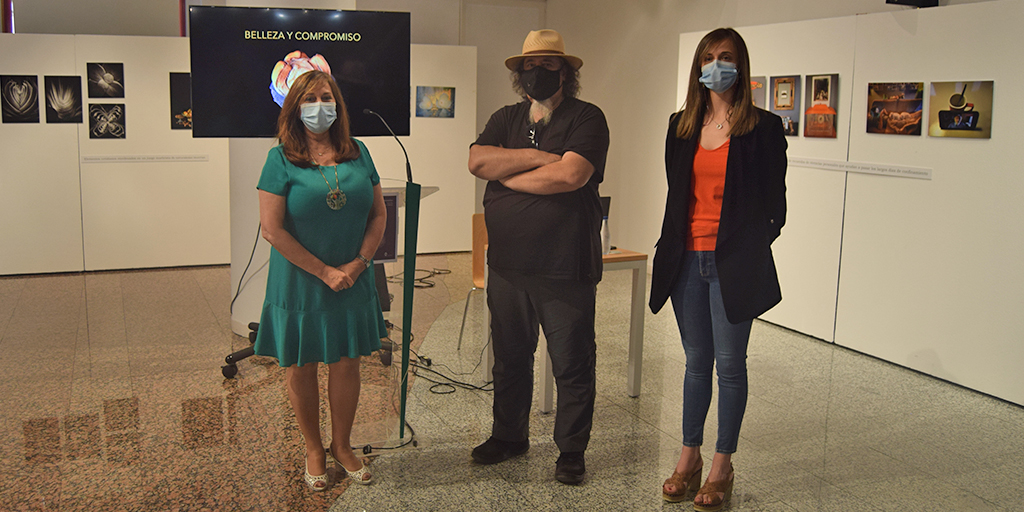 La exposición de fotografía «Soledades», de Victorino García, llega a Peñaranda