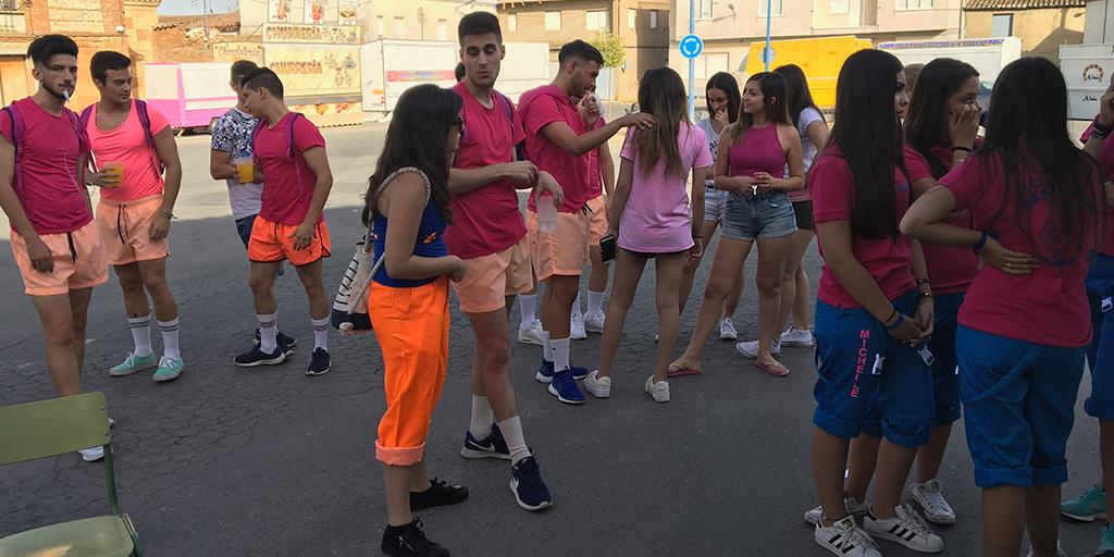 El Ayuntamiento de Villoruela cancela el reencuentro de peñas