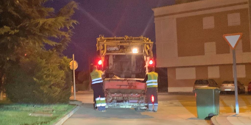 La comarca de Peñaranda y Cantalapiedra-Las Villas recibirán nuevos camiones de basura