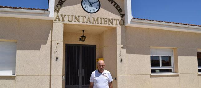 Pedro Astudillo es el nuevo alcalde de Zorita de la Frontera