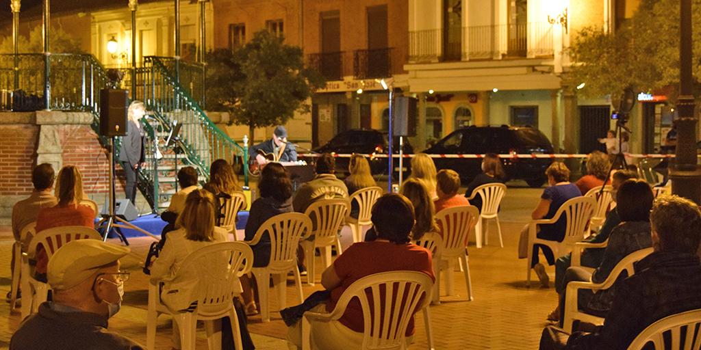 Uno de los conciertos llevado a cabo por los profesores de la EMM