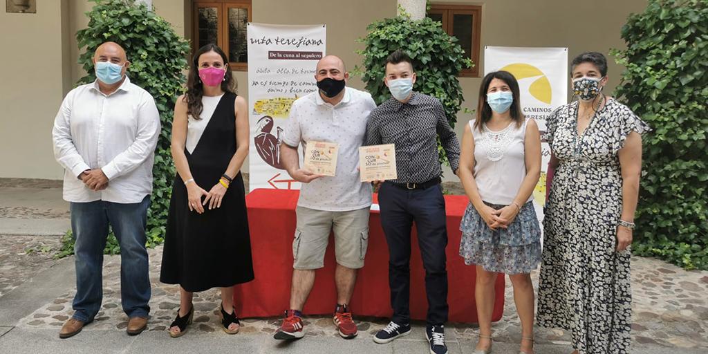 Premios del concurso gastronómico de La Cuna al Sepulcro