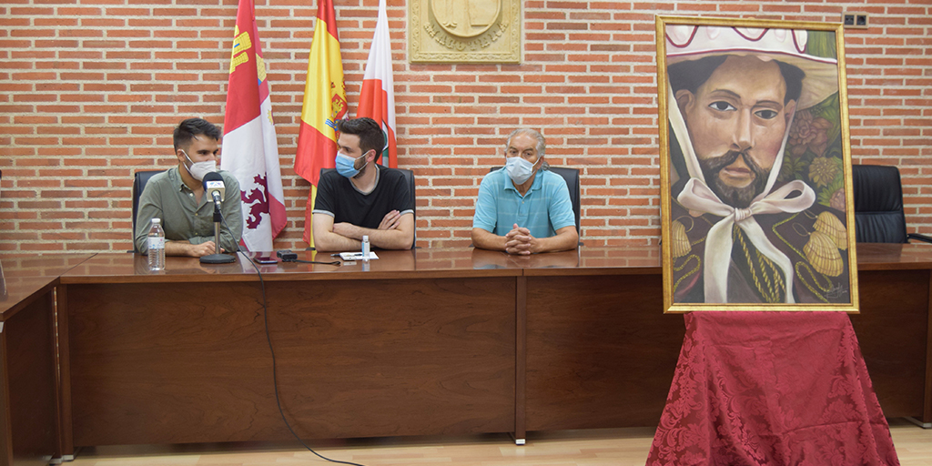 Presentación del cartel de las fiestas de San Roque 2021