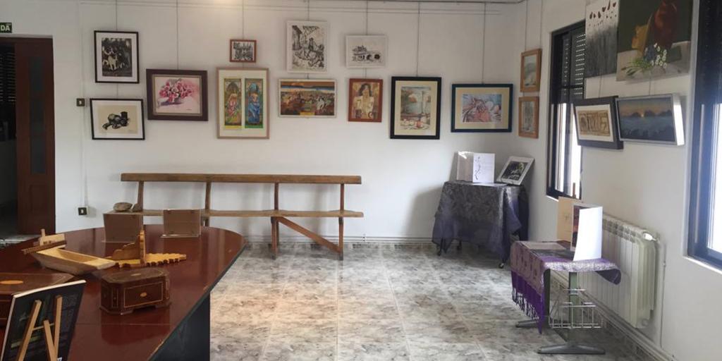Exposición en Alaraz