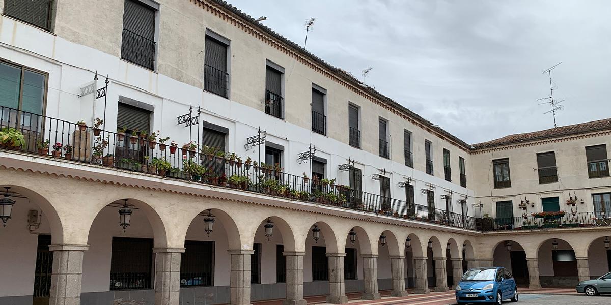 El Consistorio subvencionará parte de la pintura de las fachadas