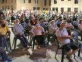 El pregón de Villoria congregó a decenas de personas