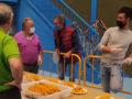 El Ayuntamiento de Alaraz repartió paella entre todos sus vecinos