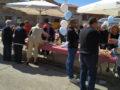 Los vecinos de Mancera celebran a Nuestra Señora del Rosario