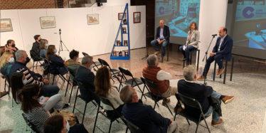 Encuentro de María Suré con sus lectores